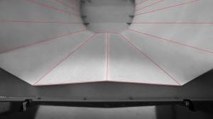 V-shaped Floor