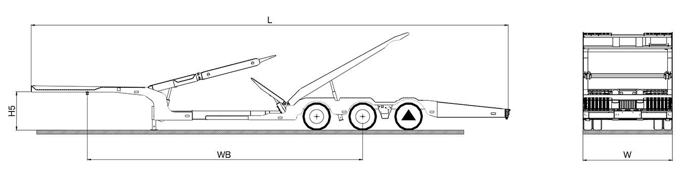 Truck Transporter - Flex Carrier