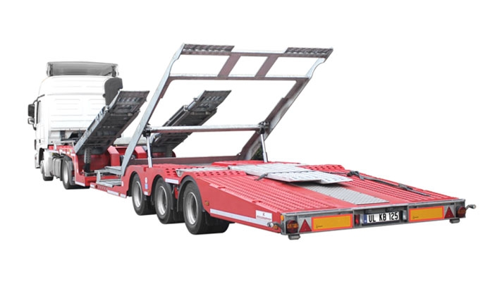 Truck Transporter - Flex Carrier